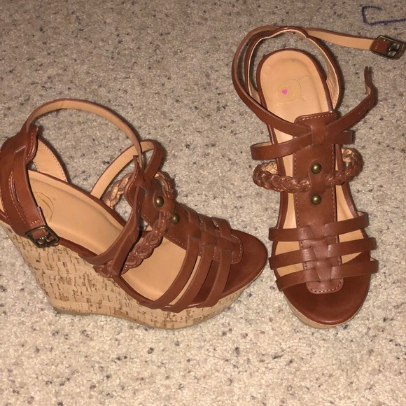 Target Shoes - Wedges